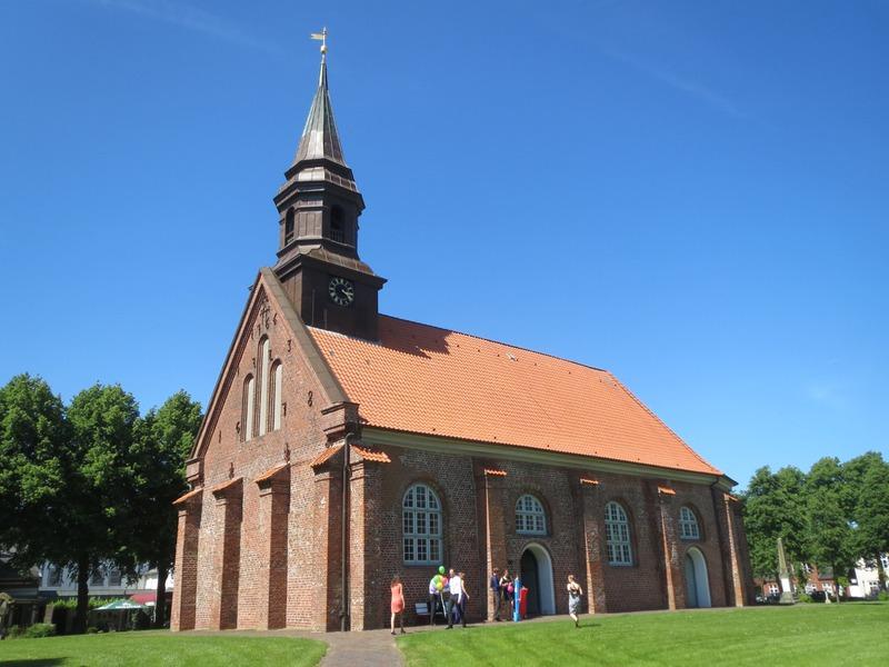 Jakobuskirche Brunsbüttel