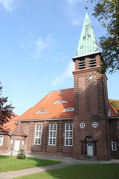 Pauluskirche Brunsbüttel