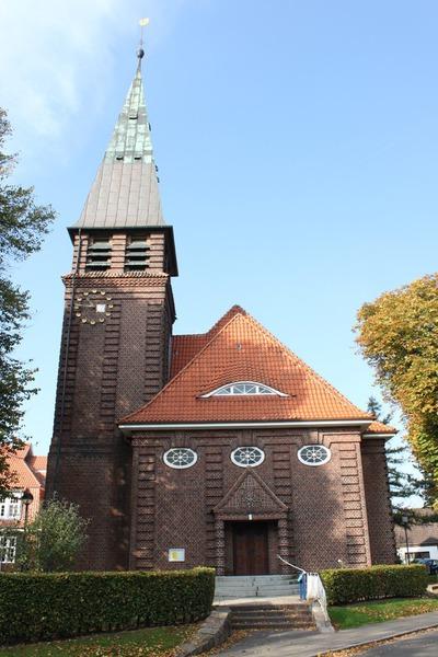 Kirche Brunsbüttel